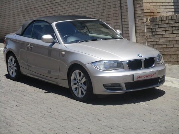2010 BMW 1 Series 120i Convertible At  Gauteng Roodepoort_0