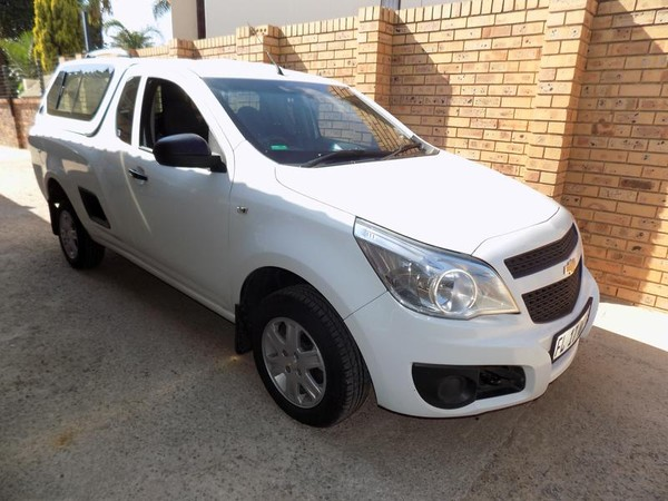 2014 Chevrolet Corsa Utility 1.8 Ac Pu Sc  Gauteng Roodepoort_0