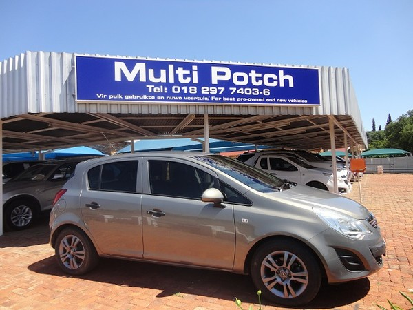 2013 Opel Corsa 1.4 Essentia 5dr  North West Province Potchefstroom_0