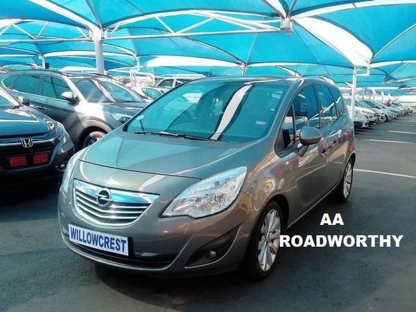 2013 Opel Meriva 1.4t Cosmo  Gauteng Randburg_0