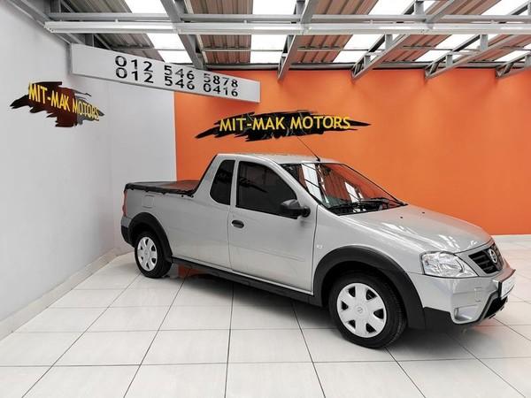 2013 Nissan NP200 1.6  Ac Safety Pack Pu Sc  Gauteng Pretoria_0