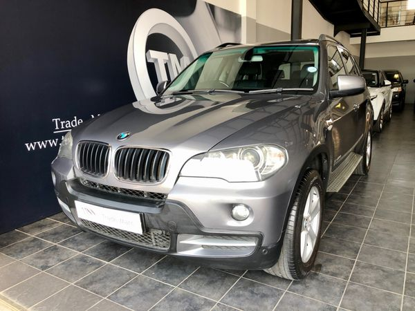 2008 BMW X5 3.0d Exclusive At e70  Gauteng Four Ways_0