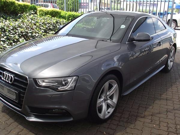 2014 Audi A5 2.0T FSI Multi Gauteng Pretoria_0