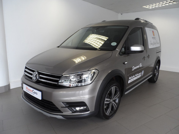 2019 Volkswagen Caddy Alltrack 2.0 TDI DSG 103kW Kwazulu Natal Umhlanga Rocks_0