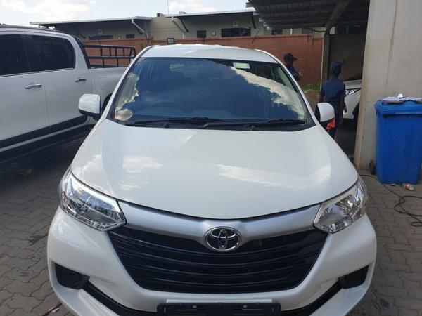 2020 Toyota Avanza 1.3 SX Gauteng Pretoria_0