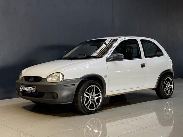 2003 Opel Corsa Lite 1.4i  Gauteng Vereeniging_0