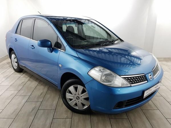 2007 Nissan Tiida 1.6 Visia MT Sedan Free State Bloemfontein_0