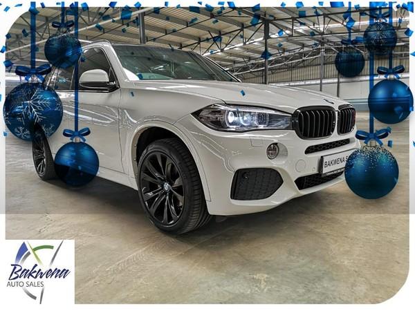 2017 BMW X5 xDRIVE25d M SPORT Auto Gauteng Karenpark_0