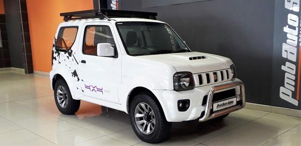 2016 Suzuki Jimny 1.3  Kwazulu Natal Pietermaritzburg_0