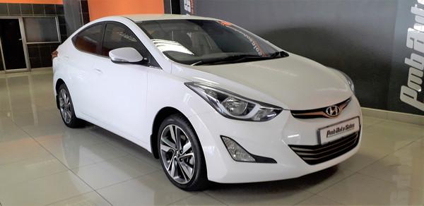 2015 Hyundai Elantra 1.6 Premium Auto Kwazulu Natal Pietermaritzburg_0