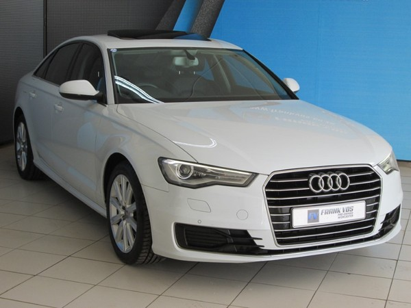 2015 Audi A6 1.8t FSI Stronic Western Cape Somerset West_0