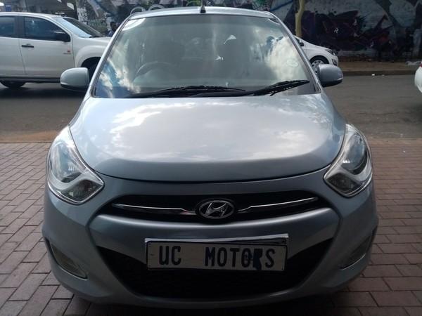 2013 Hyundai i10 1.2 Gls  Gauteng Germiston_0