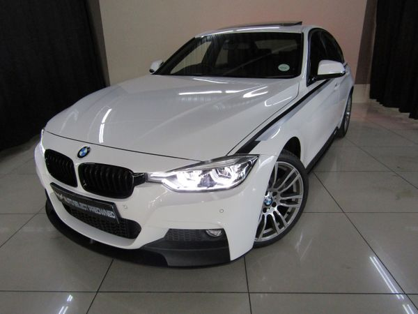 2018 BMW 3 Series 320D Edition M Sport Shadow Auto Gauteng Benoni_0