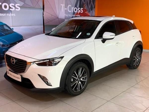 2016 Mazda CX-3 2.0 Individual Auto Kwazulu Natal Durban_0