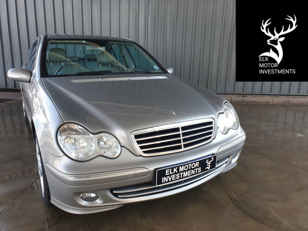 2007 Mercedes-Benz C-Class C320 Cdi Avantgarde At  Mpumalanga Middelburg_0
