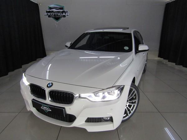 2017 BMW 3 Series 320i M-Sport At f30 Gauteng Benoni_0