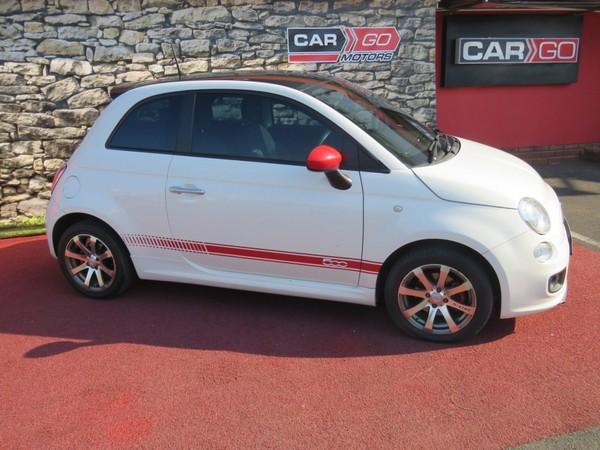 2014 Fiat 500 1.4 Sport Kwazulu Natal Hillcrest_0