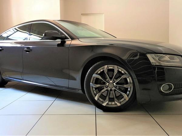 2012 Audi A5 Sprtback 2.0 Tfsi Quatt Stron  Free State Bloemfontein_0