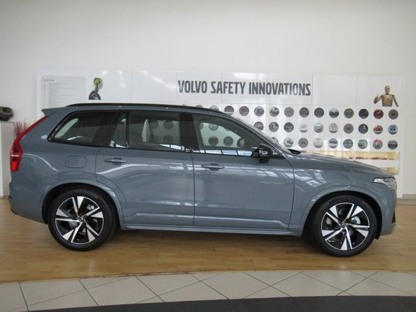 2019 Volvo XC90 T8 Twin Engine R-Design AWD Hybrid Gauteng Johannesburg_0