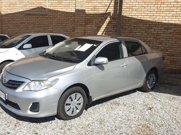2010 Toyota Corolla 1.3 Professional  Gauteng Lenasia_0