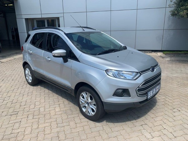 2017 Ford EcoSport 1.5TDCi Trend Gauteng Krugersdorp_0
