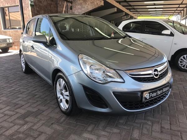 2011 Opel Corsa 1.4 Essentia 5dr  Eastern Cape Uitenhage_0