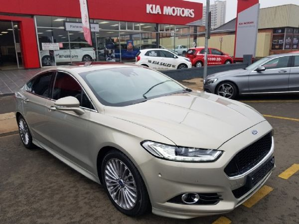 2016 Ford Fusion 2.0 TDCi Titanium Powershift Kwazulu Natal Pietermaritzburg_0