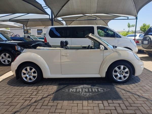 2003 Volkswagen Beetle 2.0 Cabriolet  Gauteng Pretoria_0