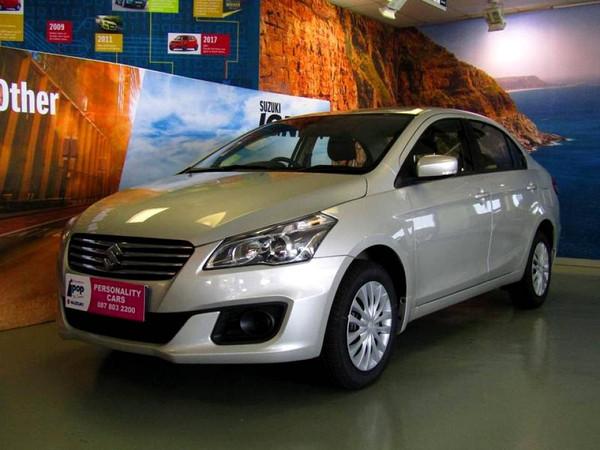 2019 Suzuki Ciaz 1.4 GL Gauteng Johannesburg_0