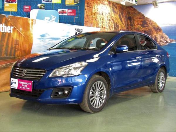 2017 Suzuki Ciaz 1.4 GLX Auto Gauteng Johannesburg_0