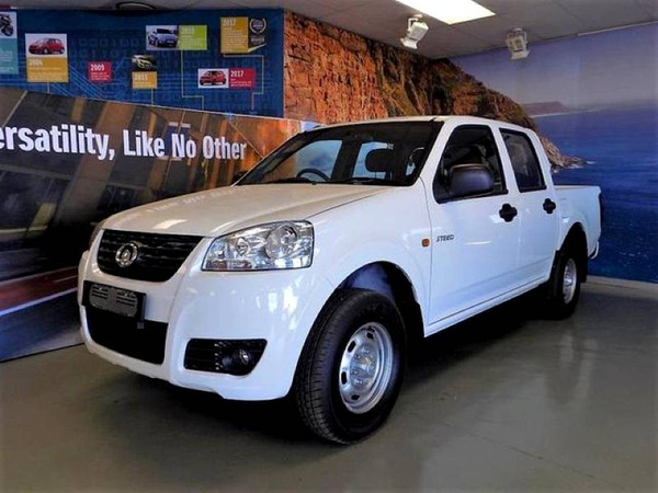 2020 GWM Double Cab 5 2.2 MPi BASE Double Cab Bakkie Gauteng Johannesburg_0