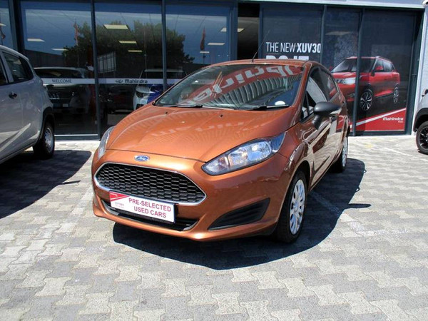 2016 Ford Fiesta 1.0 Ecoboost Ambiente 5-Door Western Cape Ottery_0