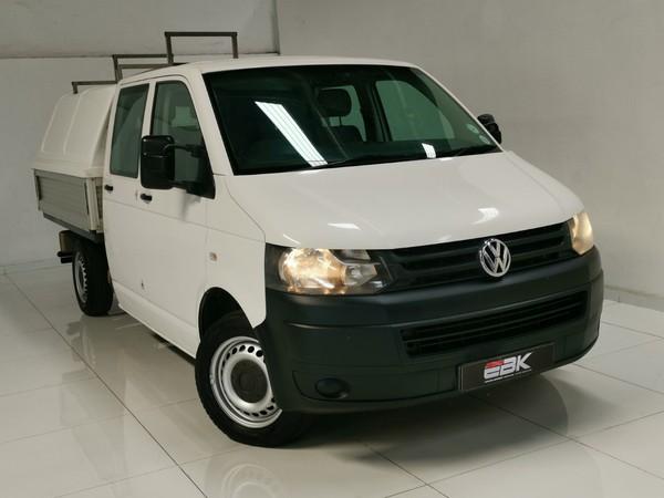 2012 Volkswagen Transporter T5 2.0 Tdi 75 Kw Lwb Pu Dc  Gauteng Rosettenville_0