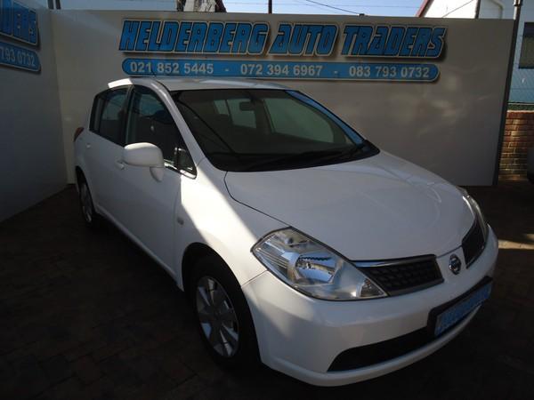 2007 Nissan Tiida 1.6 Visia  MT Hatch Western Cape Somerset West_0