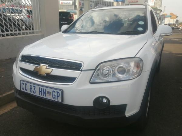 2009 Chevrolet Captiva 2.4 Lt  Gauteng Rosettenville_0