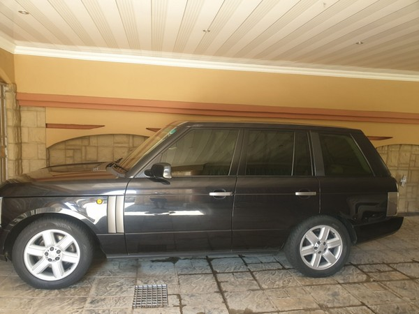 2004 Land Rover Range Rover 4.6 Vogue At  Gauteng Johannesburg_0