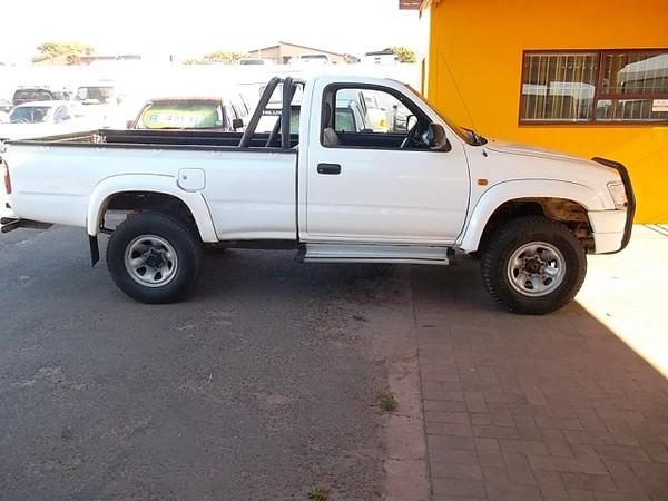 2001 Toyota Hilux 3000kz-te Raider Rb Pu Sc  Western Cape Paarl_0