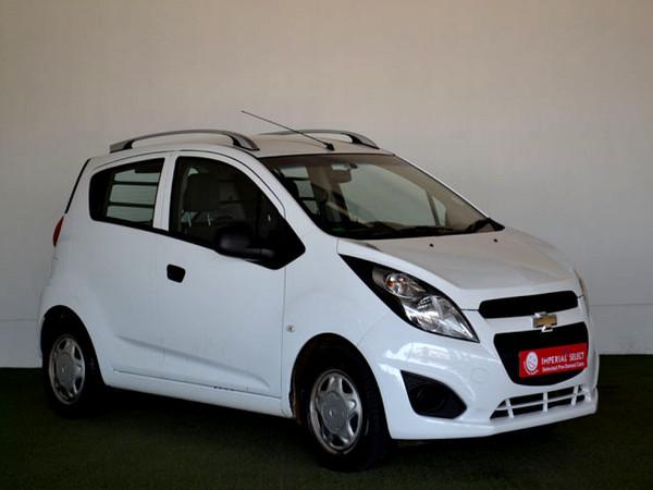 2017 Chevrolet Spark Pronto 1.2 FC Panel van Western Cape Strand_0