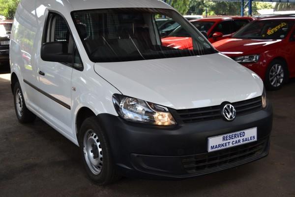 2012 Volkswagen Caddy 1.6i 75kw Fc Pv  Gauteng Johannesburg_0