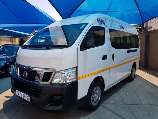 2016 Nissan NV350 2.5 16 Seat Gauteng Johannesburg_0