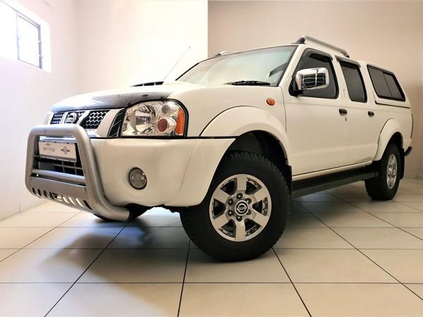2017 Nissan NP300 Hardbody 2.5 TDi HI-RIDER Double Cab Bakkie Free State Bloemfontein_0