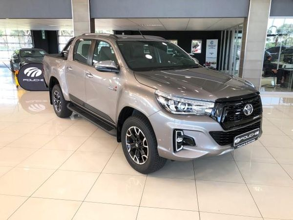 2019 Toyota Hilux 2.8 GD-6 RB Auto Raider Double Cab Bakkie Gauteng Vanderbijlpark_0