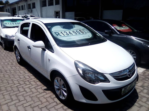 2015 Opel Corsa 1.4 Essentia 5dr  North West Province Brits_0