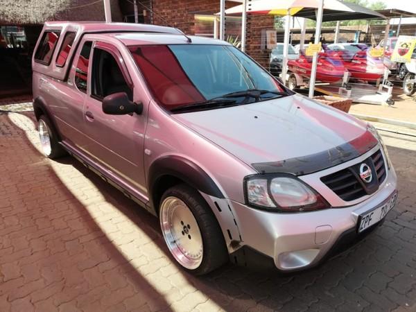 2013 Nissan NP200 1.6 Ac Pu Sc  Gauteng Meyerton_0