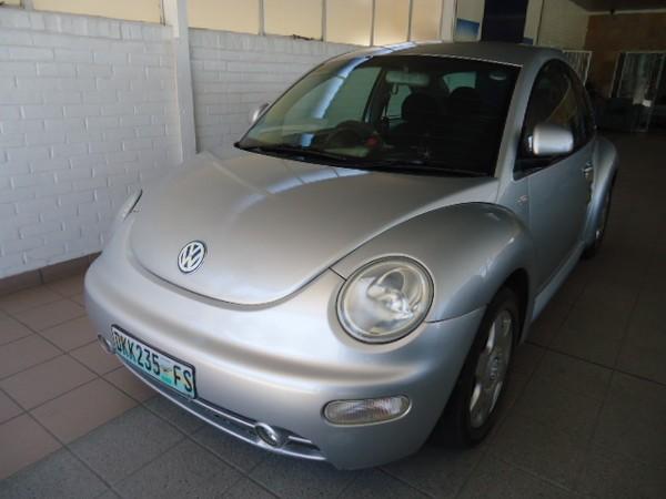 2001 Volkswagen Beetle 2.0 Highline  Free State Ladybrand_0