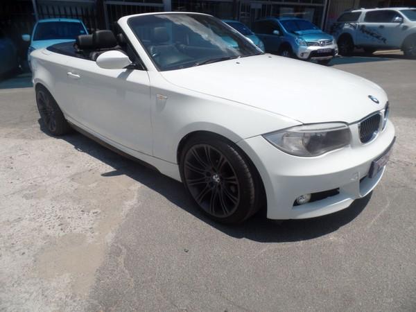 2011 BMW 1 Series 120i Convertible At  Gauteng Johannesburg_0