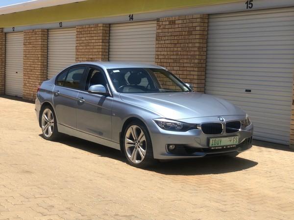 2013 BMW 3 Series 320i Sport Line At f30  Free State Bloemfontein_0
