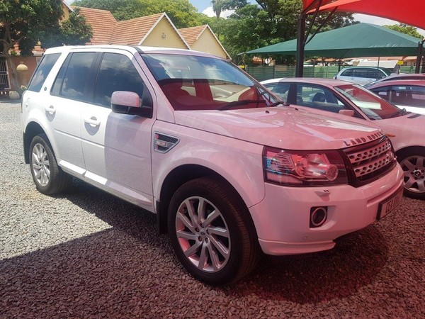 2013 Land Rover Freelander Ii 2.2 Sd4 Se At  Gauteng Pretoria_0