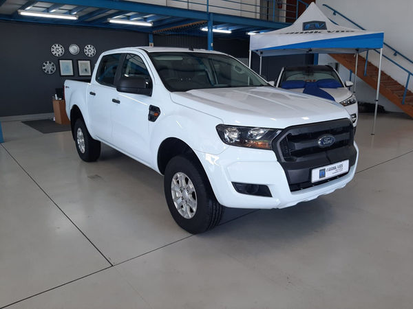 2016 Ford Ranger 2.2TDCi Double Cab Bakkie Western Cape Somerset West_0