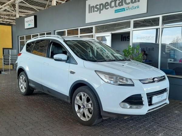2013 Ford Kuga 1.6 EcoboostTrend AWD Auto Gauteng Centurion_0
